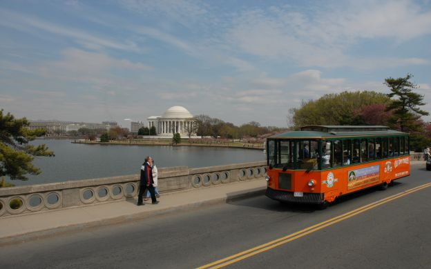 Washington DC Old Town Trolley: Hop-on, Hop-off Tour