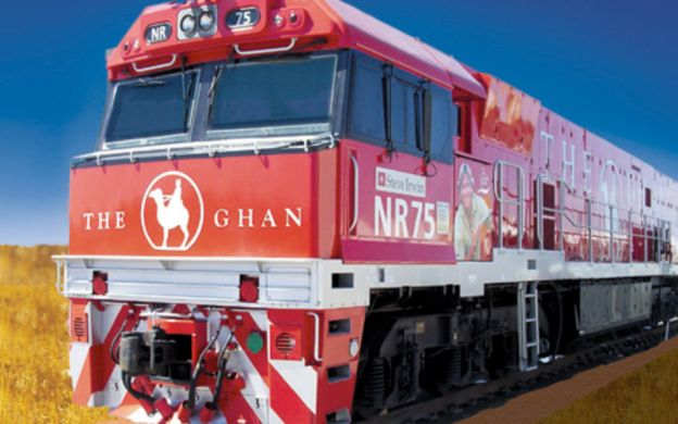 The Ghan Train: Overnight Trip from Adelaide to Alice Springs