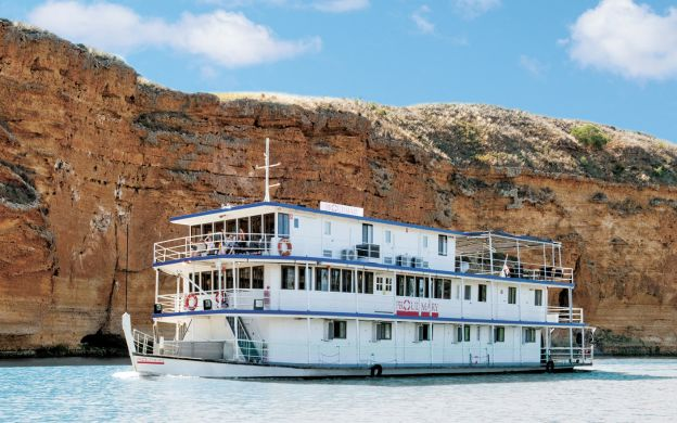 River Murray Highlights including Lunch Cruise