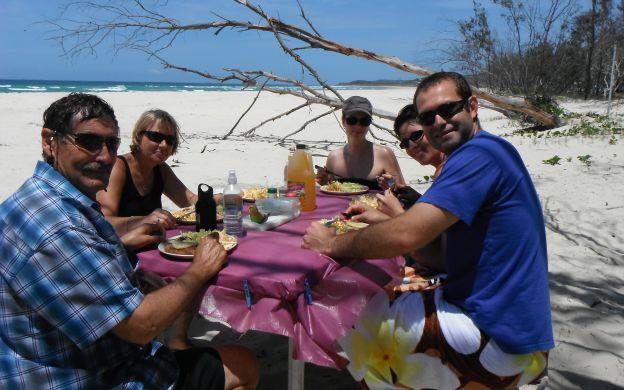 4WD Eco Tour on North Stradbroke Island – from Brisbane