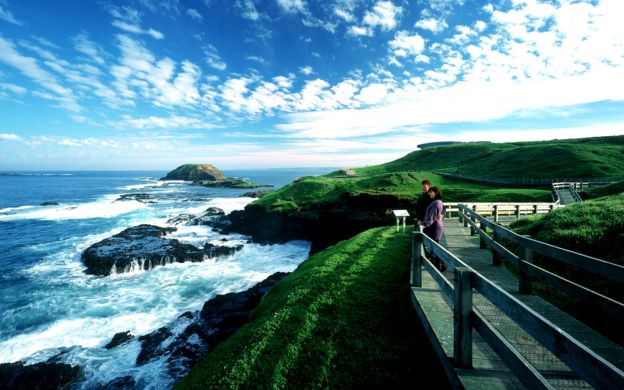 Mornington Peninsula and Phillip Island Tour with FREE Eureka Skydeck - From Melbourne