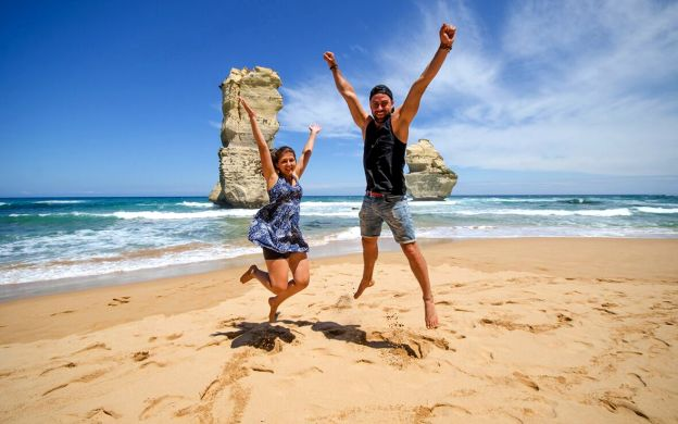 Small Group: Great Ocean Road & Otway Rainforest Tour