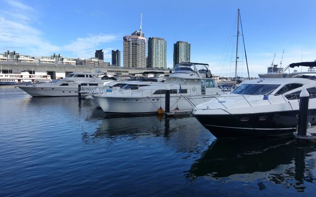 Melbourne Highlights 2-Hour Cruise