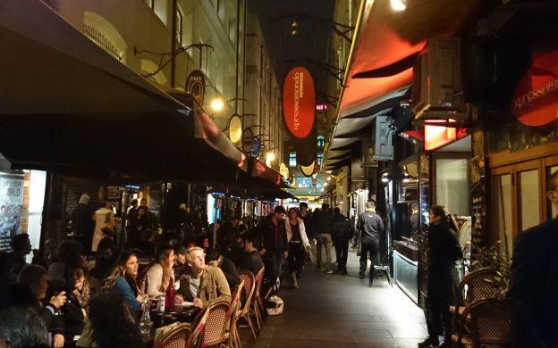 Melbourne Progressive Degustation Walk