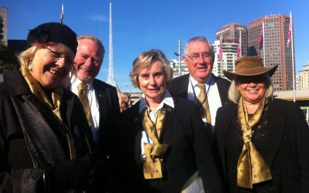 Melbourne Golden Mile Heritage Walk