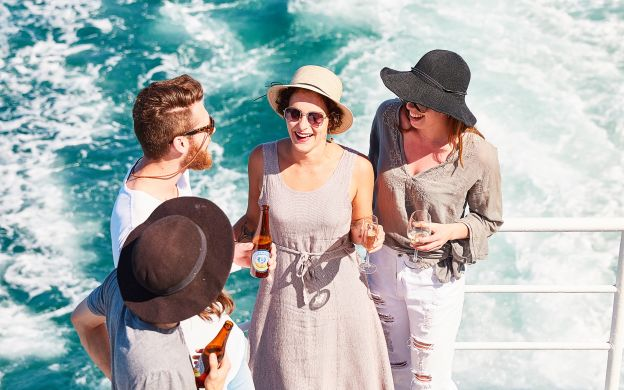 Views and Brews: Mornington Peninsula Sightseeing Tour with 2 Hour Cruise, Lunch, Beer Tasting and Gondola Ride