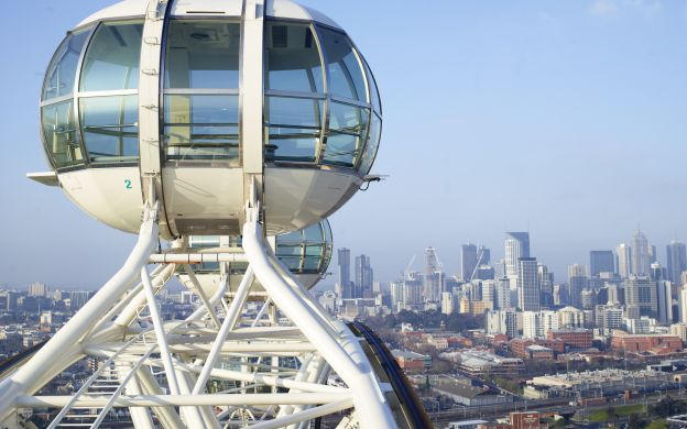 Melbourne Star Observation Wheel General Admission