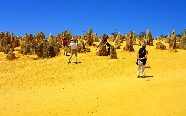 Pinnacles Desert with New Norcia Guided Tour