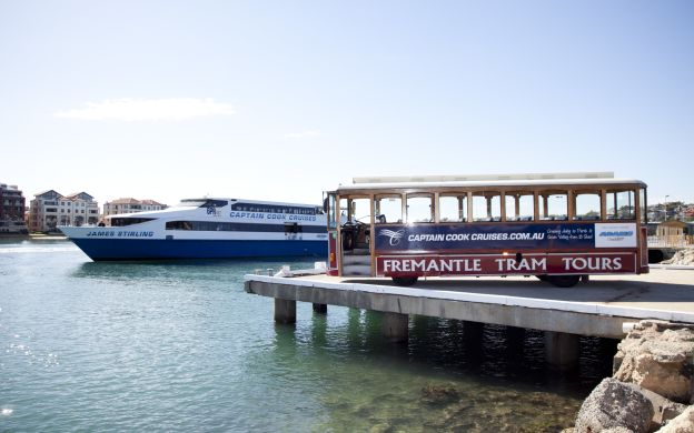 Fremantle Lunch Cruise and Best Of Perth
