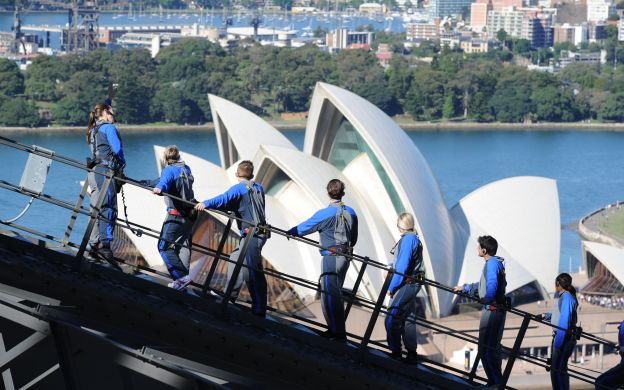 Sydney Harbour Bridge Climb – The Express Climb
