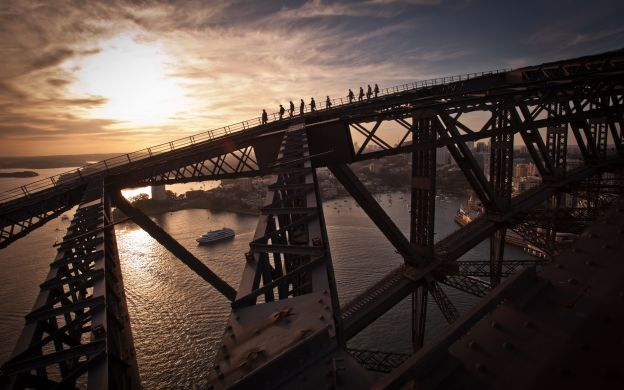 Sydney Harbour Bridge Dawn Climb