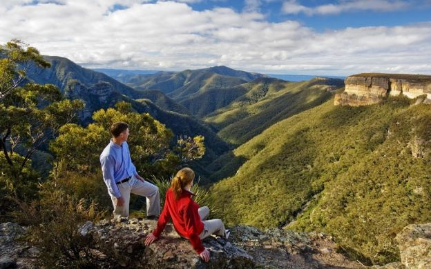 Blue Mountains Hike: Mt Tomah Botanic Gardens Visit & Glass of Sparkling Wine