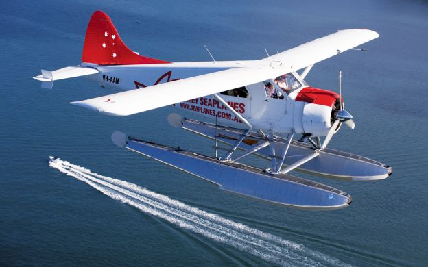 Sydney Highlights Seaplane Flight with Optional Lunch