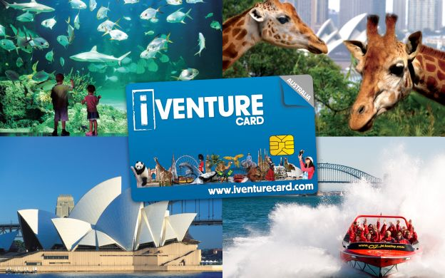 iVenture Sydney Unlimited Attractions Pass: Hop-on, Hop-off Bus, Sydney Opera House, Rocks Walking Tour, Harbour Cruise & More