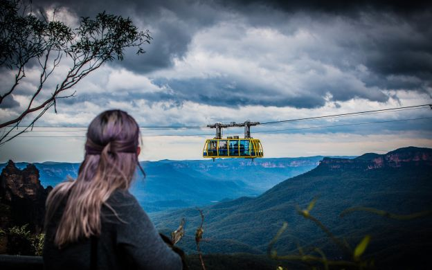 Blue Mountains: Scenic World Unlimited Discovery Pass