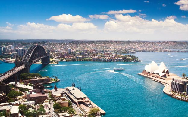 Photography Tour in Sydney