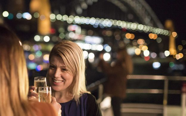 Sydney Harbour Deluxe Dinner Cruise