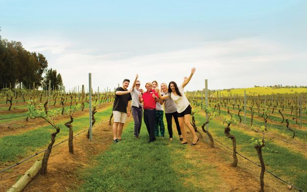 Hunter Valley Tour: Winery Visit, Wine Tastings and Lunch at Hunter Resort