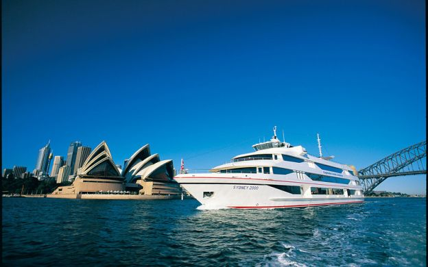 Morning City Tour & Captain Cook Harbour Lunch Cruise with Hotel Pick-Up