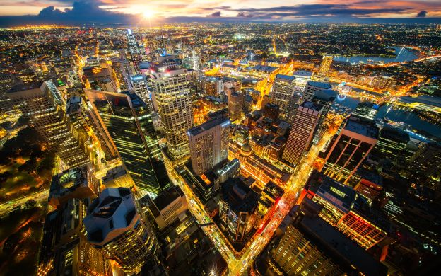 Sydney Tower 360 Bar and Dining Experience