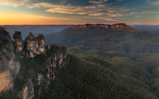 Unchartered Blue Mountains Tour with Lunch & Hotel Pick-Up