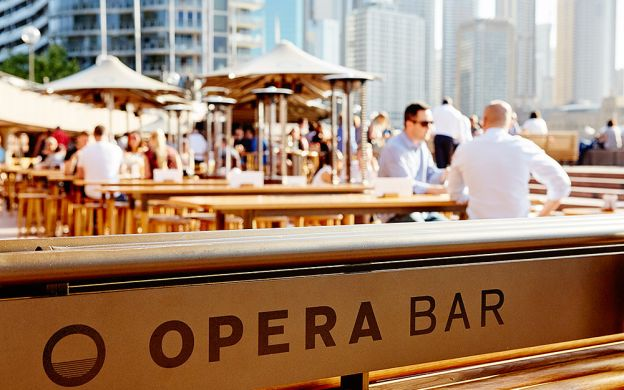 Sydney Opera House Tour and Dining at Opera Bar