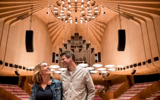 The Sydney Opera House Tour: Guide, Access to Performance Venues