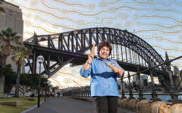 The Rocks Aboriginal Dreaming Tour, Sydney