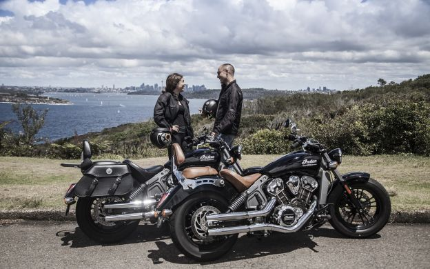 Motorcycle Diaries: Best of Sydney Motorcycle Tour with Guide