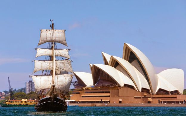 Afternoon Tall Ship Sydney Harbour Cruise