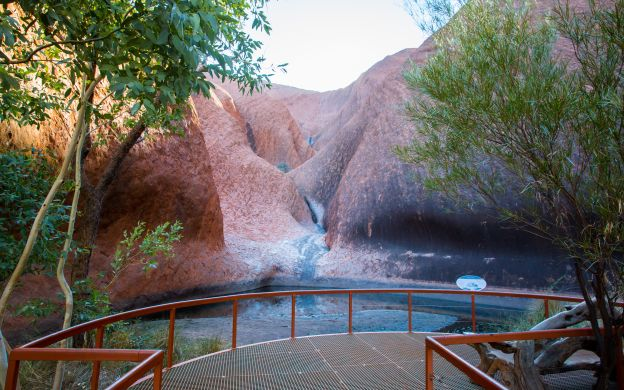2-Day Uluru, Kata Tjuta and Kings Canyon Tour from Ayers Rock with Accommodation