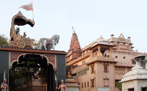 Mathura And Vrindavan Guided Tour From Agra