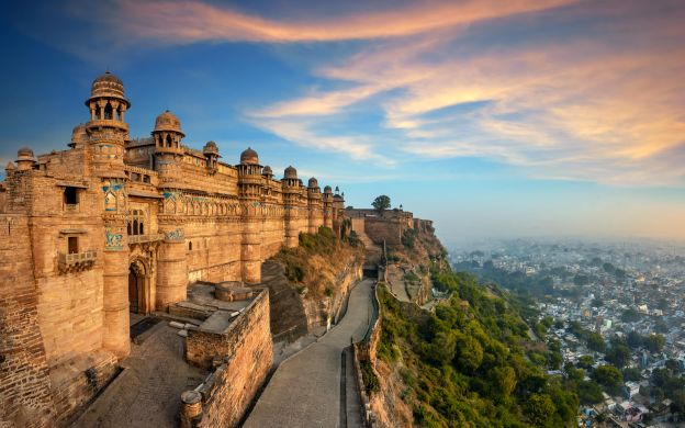 Gwalior Fort Attraction Ticket, Bhopal