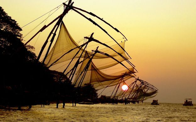 Sightseeing in Cochin and Ernakulam