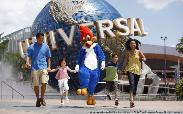Universal Studios Singapore™ Ticket with Two-way Shuttle Transfer