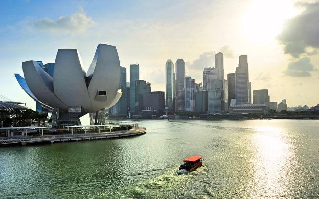 Escape Airport Layover at Singapore: Tour with a Local