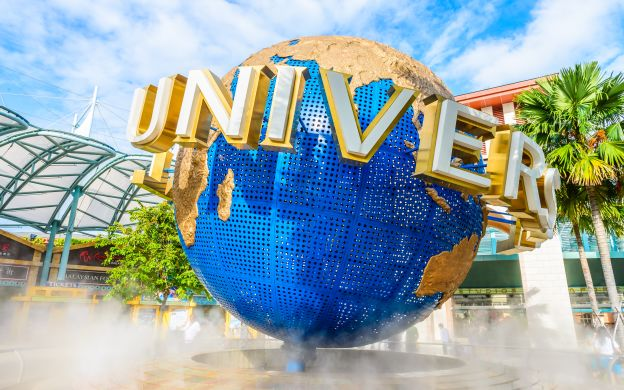 Universal Studios Singapore® One-Day Ticket