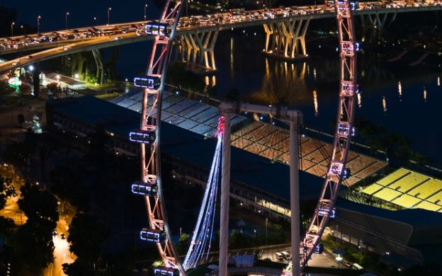 Saver Combo: Singapore Flyer, River Boat Ride & FunVee Hop-On, Hop-Off Tour