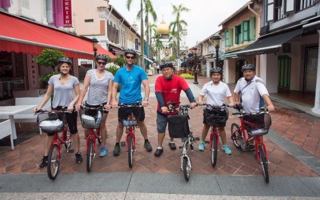 Get On Your Bike – Cycle Singapore Tour