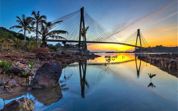 Batam City Day Tour with 60-minute Massage and Lunch – from Singapore