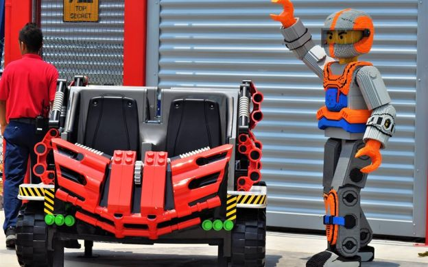 LEGOland Malaysia Ticket with huttle Transfer from ...