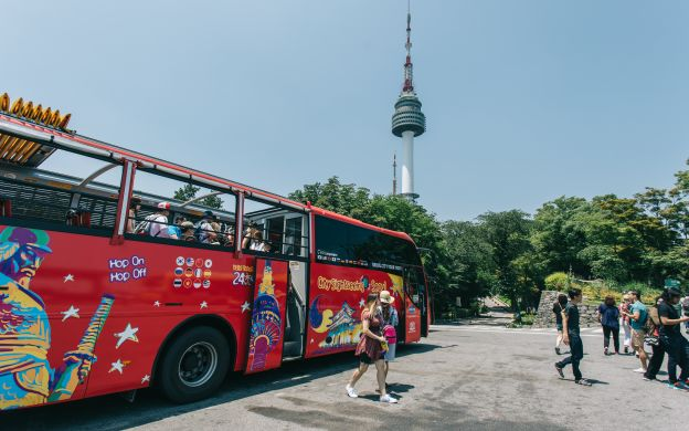 City Sightseeing Seoul: Hop-On, Hop-Off Tour