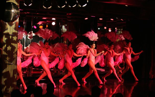 Bangkok Entertainment Shows: Calypso Cabaret with Private Transfers