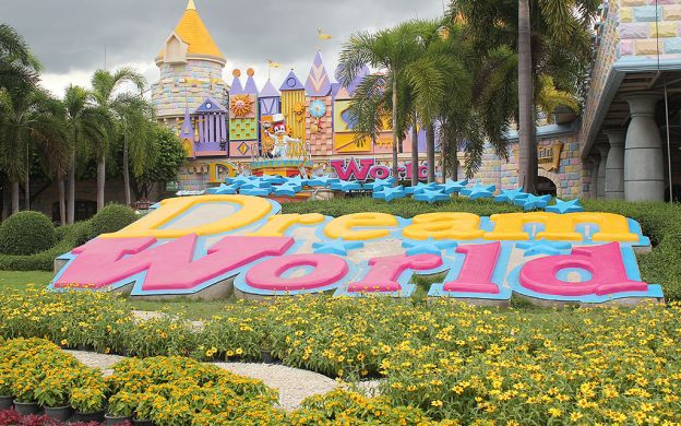 Dream World Theme Park with Hotel Transfers