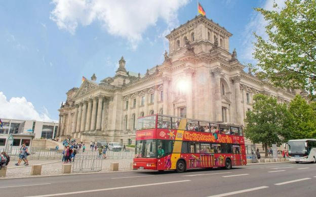 City Sightseeing Berlin: Hop-On, Hop-Off Tour