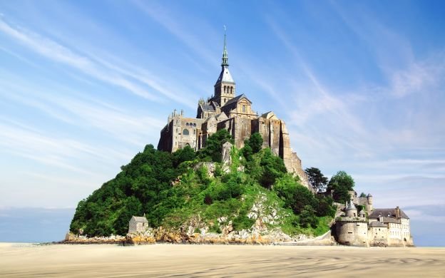 Self-Guided Mont St Michel Tour – from Paris