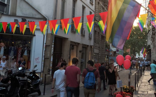 Walking Gay Paris – Discovering Marais the LGBT District