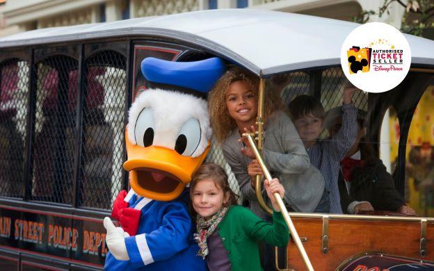Disneyland® Paris: Walt Disney Studios® Park with Hotel Transfers from Central Paris