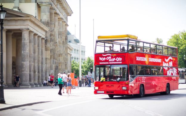 Red Sightseeing Berlin: Hop-On, Hop-Off Tour