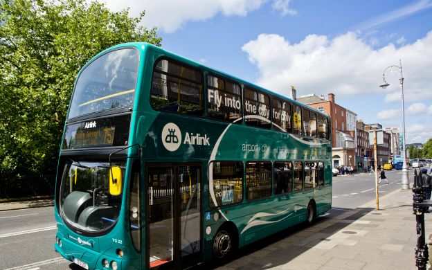 Do Dublin: Hop-On, Hop-Off Tour and Dublin Airlink Express